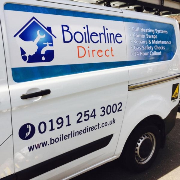 Boilerline North East servicing team