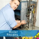 boiler repair services by Boilerline